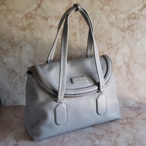 Marc by Marc Jacobs crossbody hobo gray bag NWOT